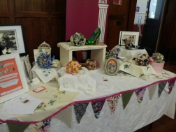 This was the stand - nice and full