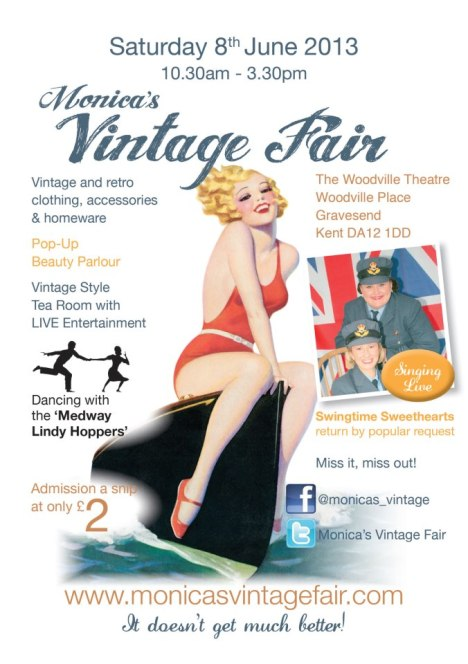 Monica's Vintage Fair based in Gravesend