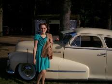 Mrs Fox at Twinwood 2012