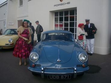Mrs Fox's at Goodwood 2011