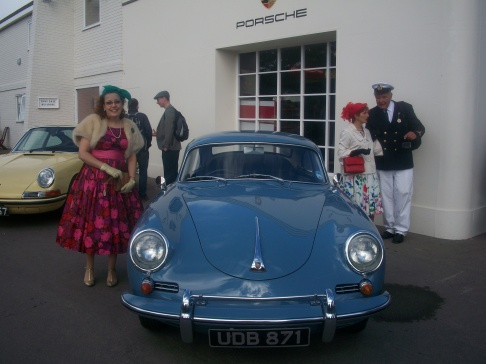 Mrs Fox's at Goodwood 2011