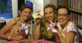 Mrs Fox hen party