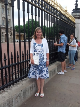The mother-in-law at the Palace