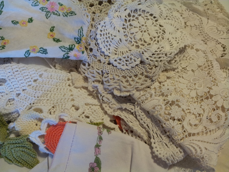 Any one need a doily?