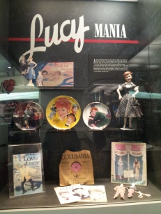 Lots of vintage I Love Lucy Mania