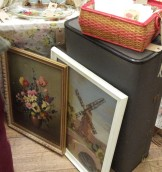 More pieces from Pop up flea