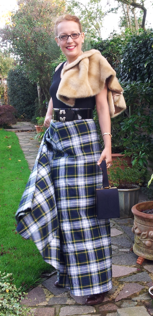 Working the tartan trend