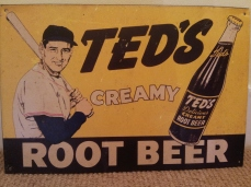 The wife loves Root beer - I had to get it