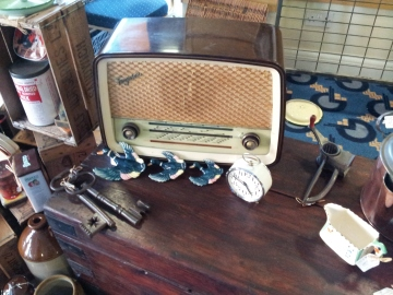 How cool is this radio?
