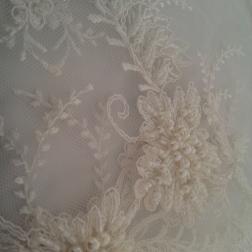 Wedding fabric