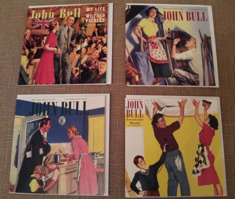 John Bull cards