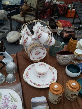 Pretty china set