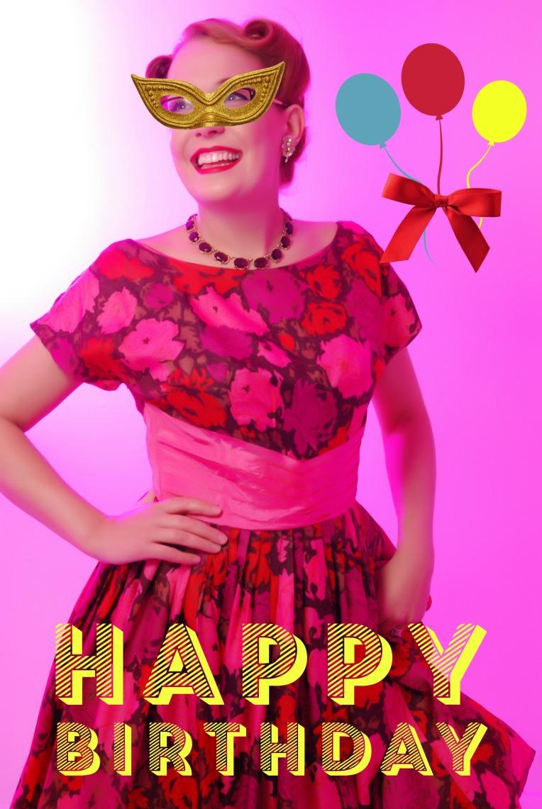 Happy Birthday to Mrs Fox's!