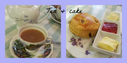Image from Marie's Tea Room at Gravesend