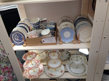 Plates for cake stands to be created from