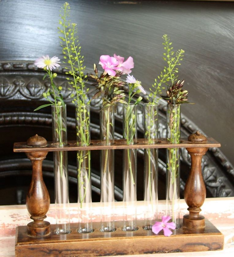 Flower vases with a difference