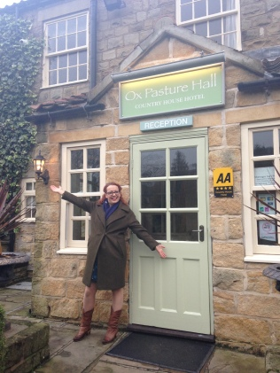 A trip to Yorkshire