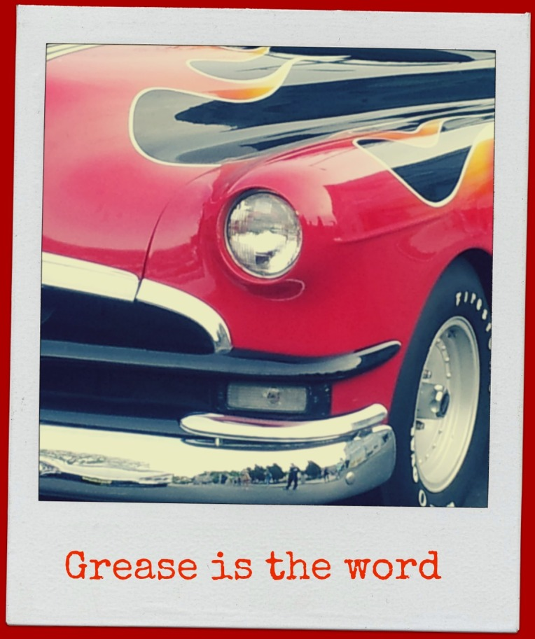 Grease is the world