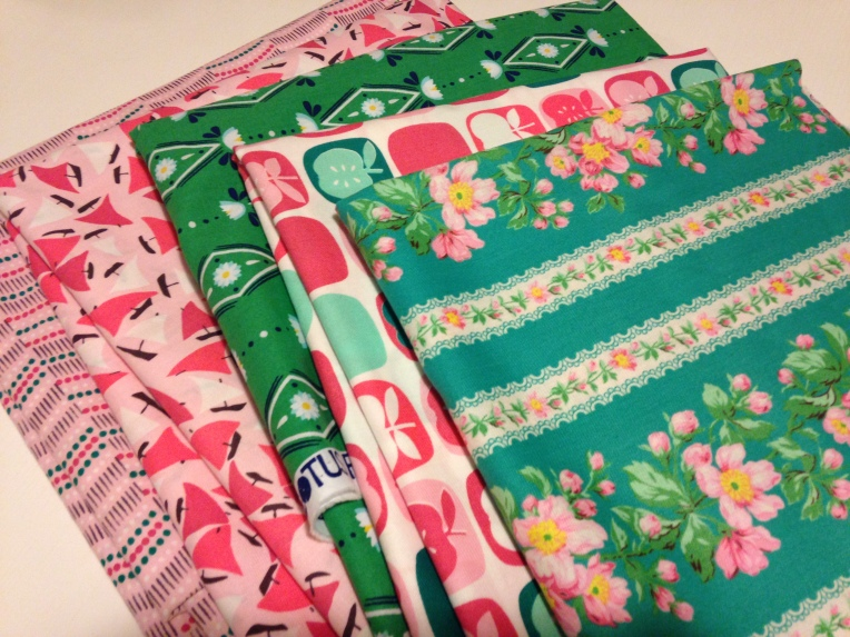 Happy John Lewis fabric
