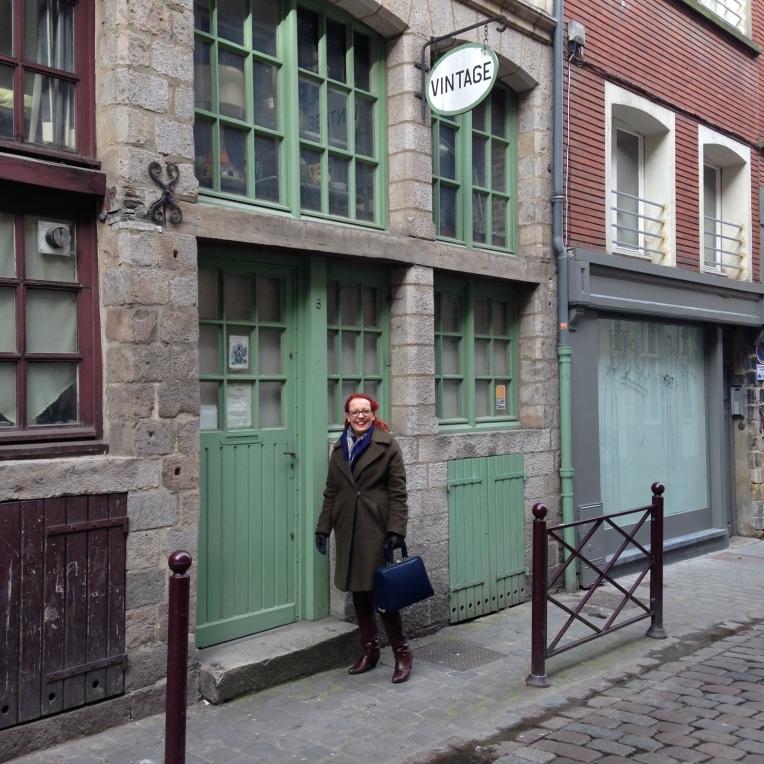 It was closed but pretty