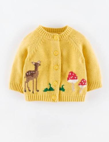 Boden baby cardigan